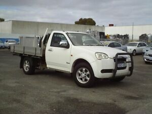 2010 Great Wall X240 White Manual Utility Embleton Bayswater Area Preview