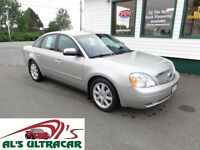 2006 Ford Five Hundred Limited w/ Leather/Sunroof!