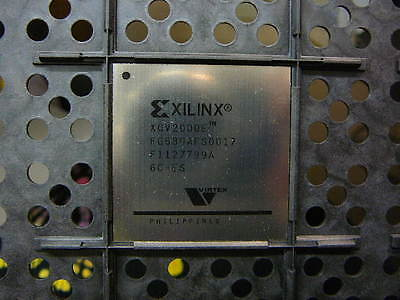 Xilinx Xcv2000e 6Fg680c Field Programmable Gate Array 512 I O 680Fbga    New