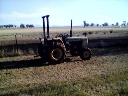 Tractor Iseki 4wd 21hp  DAMAGED        SOLD