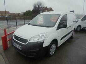2016 Peugeot Partner 850 S 1.6 HDi 92 Van PANEL VAN Diesel Manual