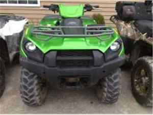 2013 Kawasaki Brute Force 750 EPS LE