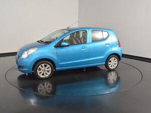 2011 Suzuki Alto GF GL Blue 5 Speed Manual Hatchback Victoria Park Victoria Park Area Preview