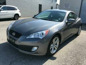 2010 Hyundai Genesis Coupe Premium LEATHER/SUNROOF