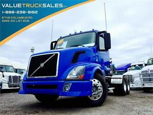 2010 VOLVO VNL Day Cab **AS IS SPECIAL / REDUCED PRICE**