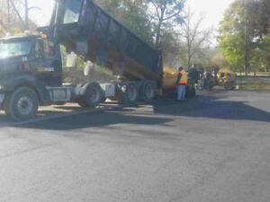 Comercial or Industrial Parking Lot Repairs