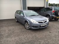 Vauxhall Vectra Estate 2.2, Sat Nav, 12 Months MOT, Serviced, Warranty, A1 Condition