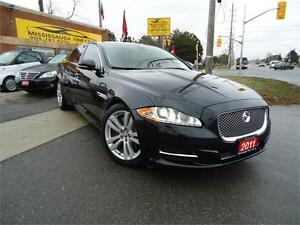 2011 Jaguar XJL,NAVIGATION,ACCIDENT FREE,LOCAL