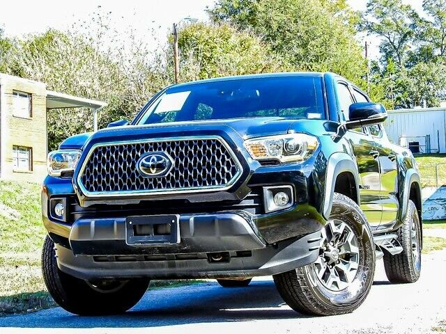 Image 4 Voiture American used Toyota Tacoma 2018