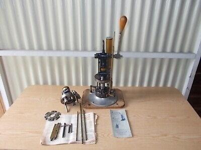Star Machine Works Reloading Press Powder Slide Charge Bar Size 00 UNIQUE 7.0 GR
