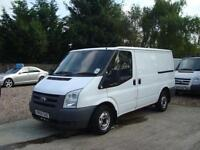 2010 FORD TRANSIT 2.2 TDCi 280 SWB Low Roof LOW MILES