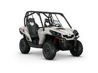 2016 Can-Am Commander 800R