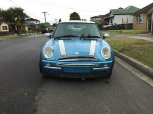 2004 Mini Cooper Blue Automatic Hatchback Merrylands Parramatta Area Preview