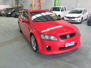 2007 Holden Commodore VE SS V Red 6 Speed Sports Automatic Sedan Southbank Melbourne City Preview