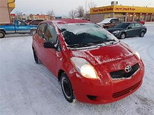 """2007 Toyota Yaris LE """"LOW KM's, BEST PRICE""""!"""