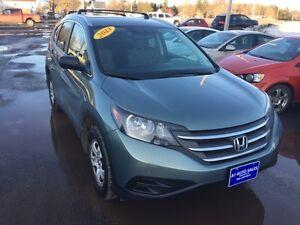 2013 Honda CR-V LX SPORT  BACK-UP CAMERA