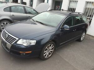 2007 VW PASSAT 3.6L V6 WAGON BODY & INTERIOR PARTS AVAILABLE