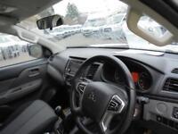 Mitsubishi L200 Double Cab Di-D 151 4Life 4Wd DIESEL MANUAL WHITE (2016)
