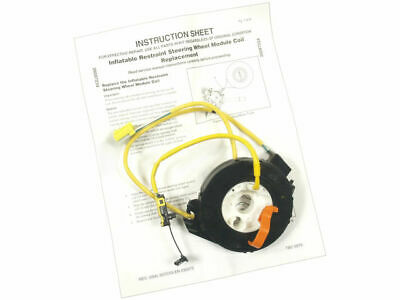 For 1998-2000 Chevrolet Express 1500 Air Bag Clockspring SMP 67696HD 1999