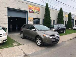 2012 FORD EDGE LIMITED (4 CYL)/AUT/AC/CUIR/PANO/CAM/MAGS/GR-ELEC