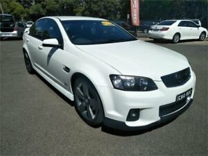 2012 Holden Commodore VE II MY12.5 SV6 Z Series White 6 Speed Manual Sedan Sutherland Sutherland Area Preview