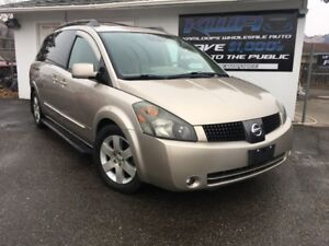 2004 Nissan Quest *5 sunroofs!!*