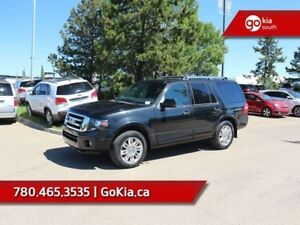 2012 Ford Expedition VERY LOW KM!!! Limited; FULLY LOADED, 4X4,