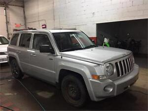 2010 Jeep Patriot North**TOIT OUVRANT**