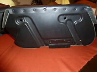 Leather saddle bags in excellent condition o.b.o.