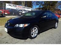2009 HONDA CIVIC COUPE*AUTO*POWER FEATURES*ALLOYS&MORE!