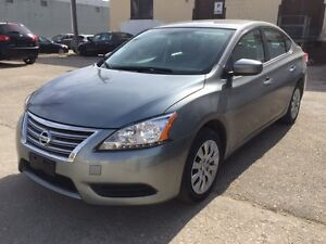 2013 Nissan Sentra 1.8S , cheap on gas , ready to go
