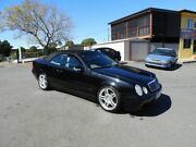 2001 Mercedes-Benz CLK430 C208 Elegance Black Automatic Convertible Waterford Logan Area Preview