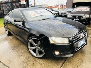2011 Audi A5 8T MY11 2.0 TFSI Black CVT Multitronic Coupe Brooklyn Brimbank Area Preview