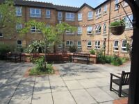 OVER 55'S RETIRMENT ACCOMODATION TO LET - ONE BEDROOM FLAT JACK HARRISON COURT - NO FEES!