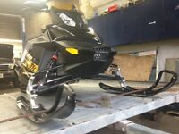2010 skidoo mxz 600 etec x package