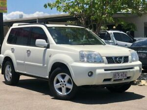 2004 Nissan X-Trail T30 II TI White 4 Speed Automatic Wagon Garbutt Townsville City Preview