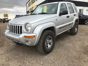 2004 Jeep Liberty Sport Inspected. SALE $3950!!