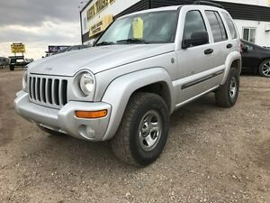 2004 Jeep Liberty Sport Inspected. SALE $3900!!