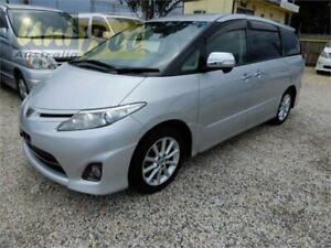 2011 Toyota Estima ACR50W Aeras Silver Constant Variable Wagon Moorabbin Kingston Area Preview