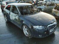 Audi A3 2.0tdi S-Line Quattro 2006 For Breaking
