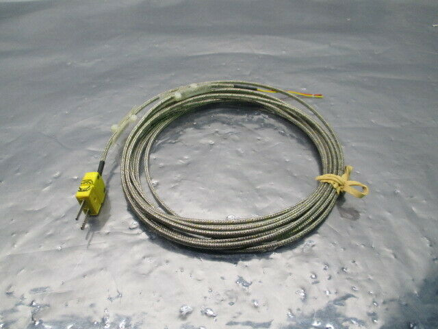 AMAT 0150-66324 Thermocouple Cable Assy, Type K, 100458