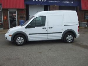 "Ford Transit Connect 114.6"" XLT w-o rear door glass 2011"