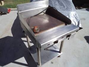Goldstein Stainless Steel Griddle 3 Phase electric 600mm wide x 5 Toowoomba Toowoomba City Preview