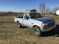 1996 Ford F-150 Regular cab short box
