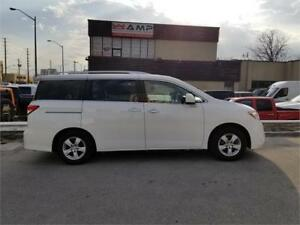 2011 Nissan Quest 3.5L FWD AUTO, POWER DOORS, CVT, KEYLESS!