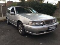2000 VOLVO V70 2.5D ESTATE ***MUST SEE READ ADD***
