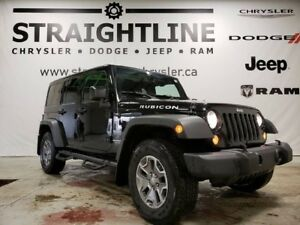 2015 Jeep Wrangler Unlimited Rubicon/LEATHER/HEATED SEATS/NAV