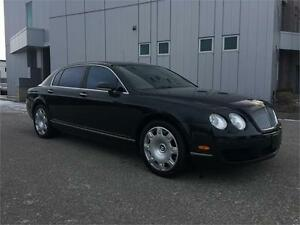 2006 BENTLEY CONTINENTAL FLYING SPUR ALL WHEEL DRIVE