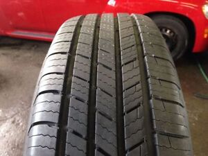 4 NEW SUMMER 215 70 15 MICHELIN DEFENDER - ULTRA-HIGH MILEAGE