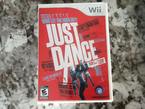 Just Dance 1-3 and 2014 almost new